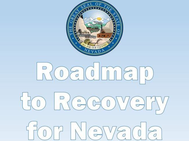 Roadway to Recovery report cover