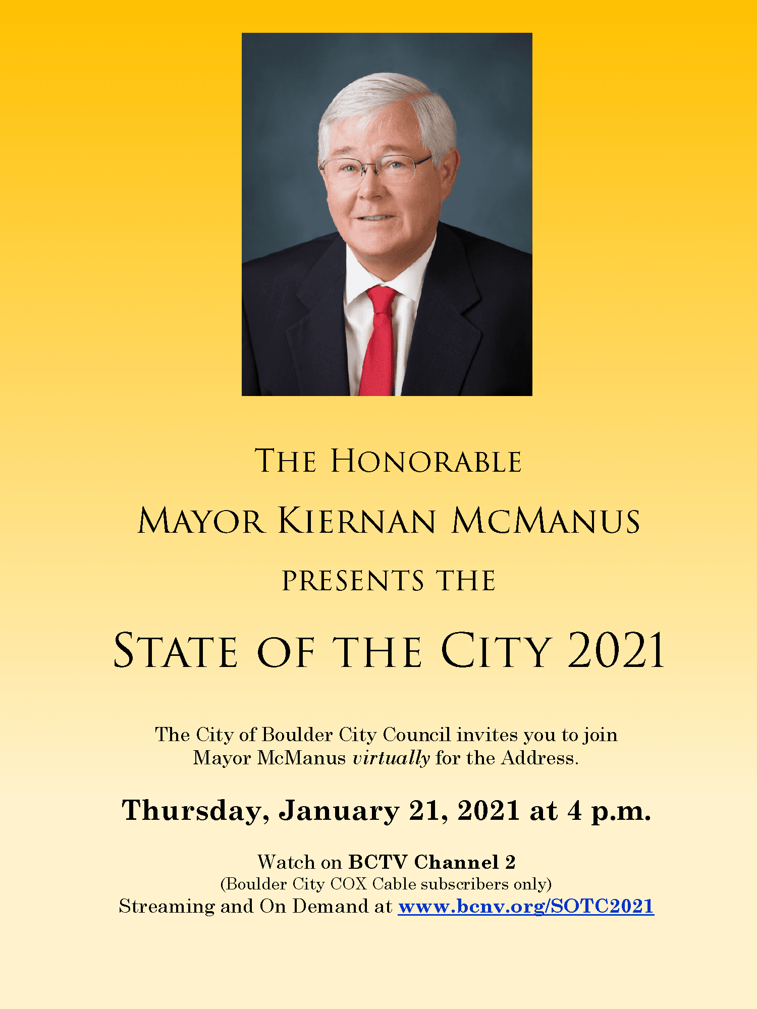 2021 State of the City Full page